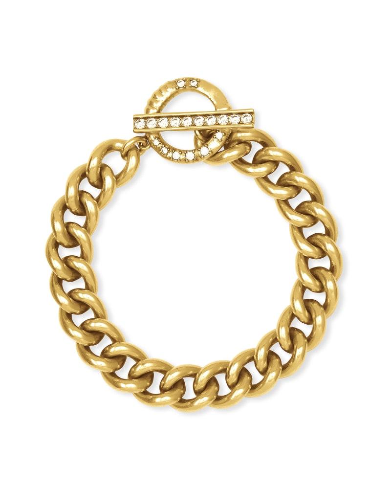 Whitley Chain Bracelet in Vintage Gold   Kendra Scott   Kendra Scott