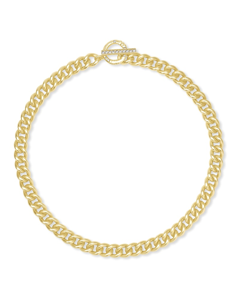 Whitley Chain Necklace in Gold | Kendra Scott