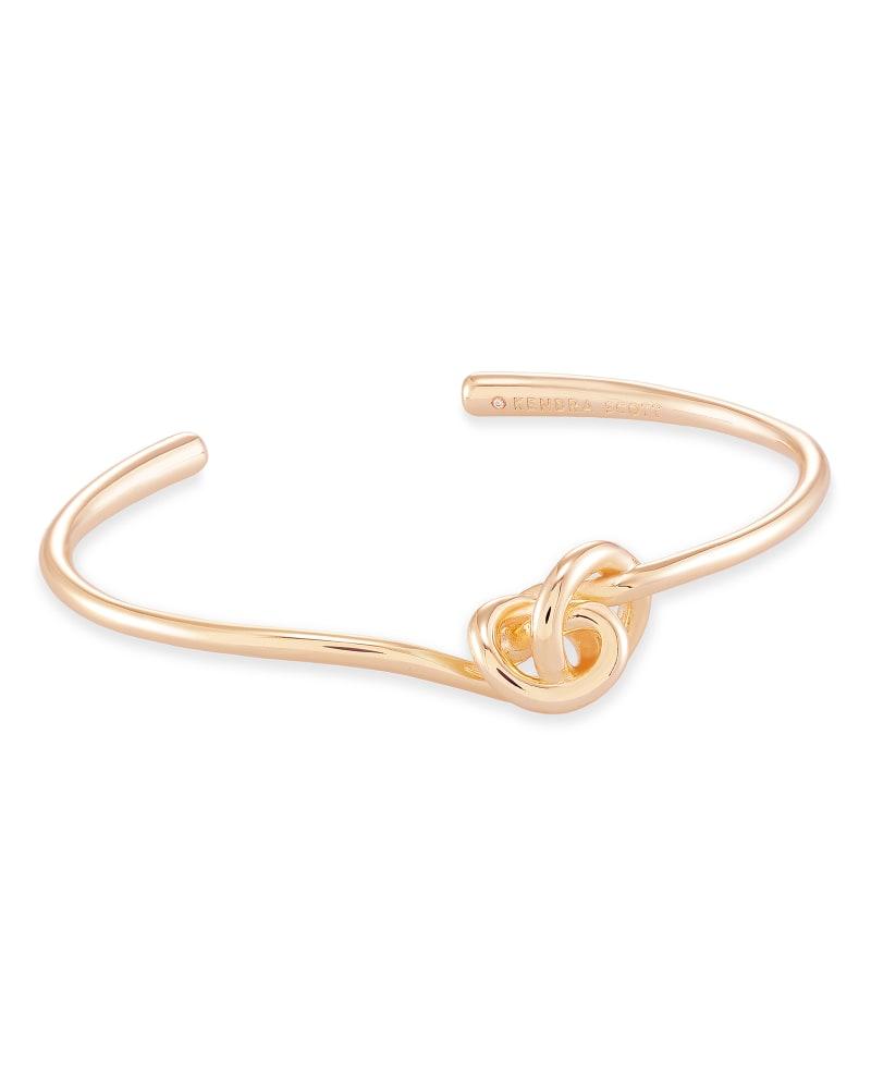 Presleigh Cuff Bracelet in Rose Gold