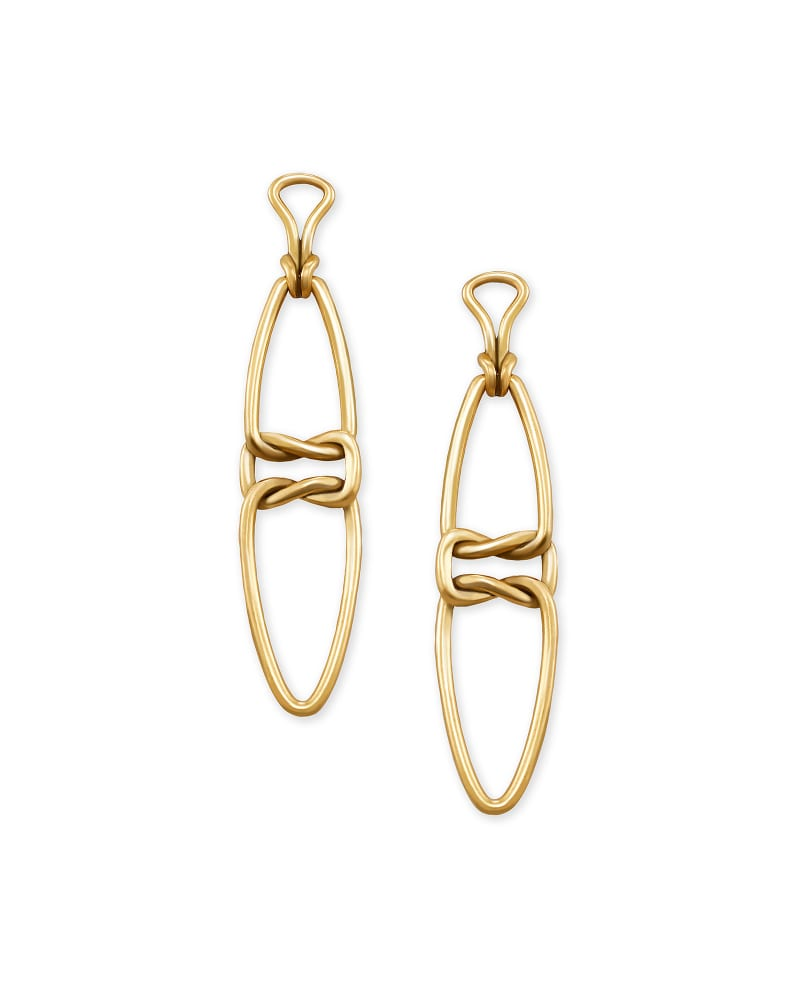 Fallyn Linear Earrings
