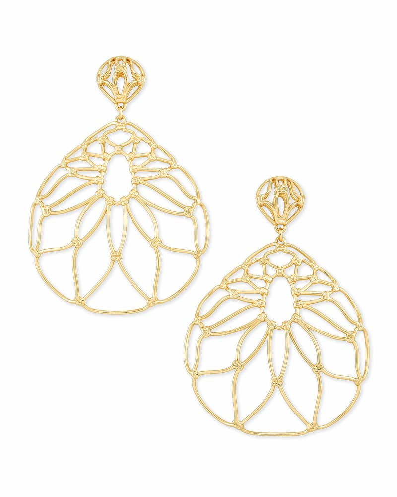 Hallie Statement Earrings