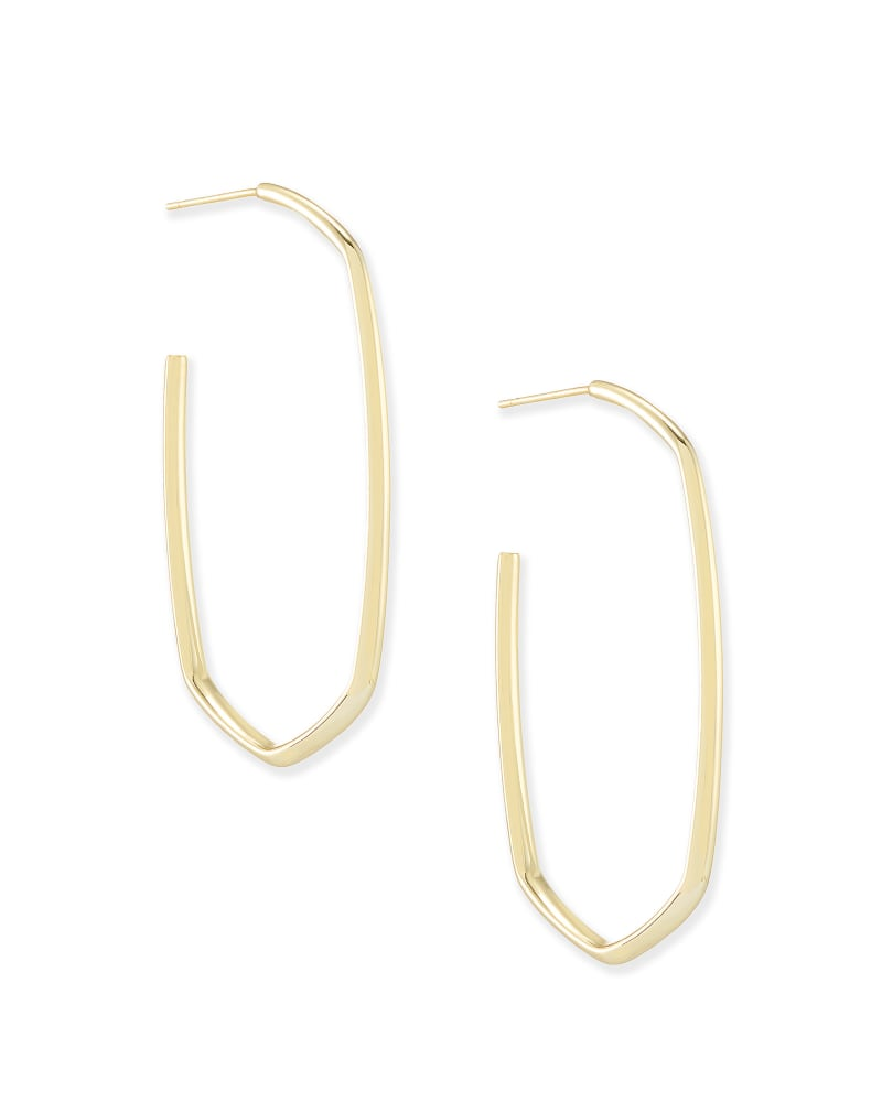 Danielle Hoop Earrings