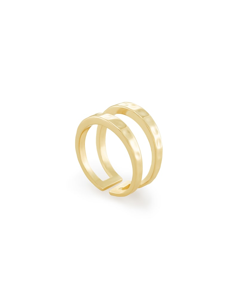 Zorte Double Band Ring