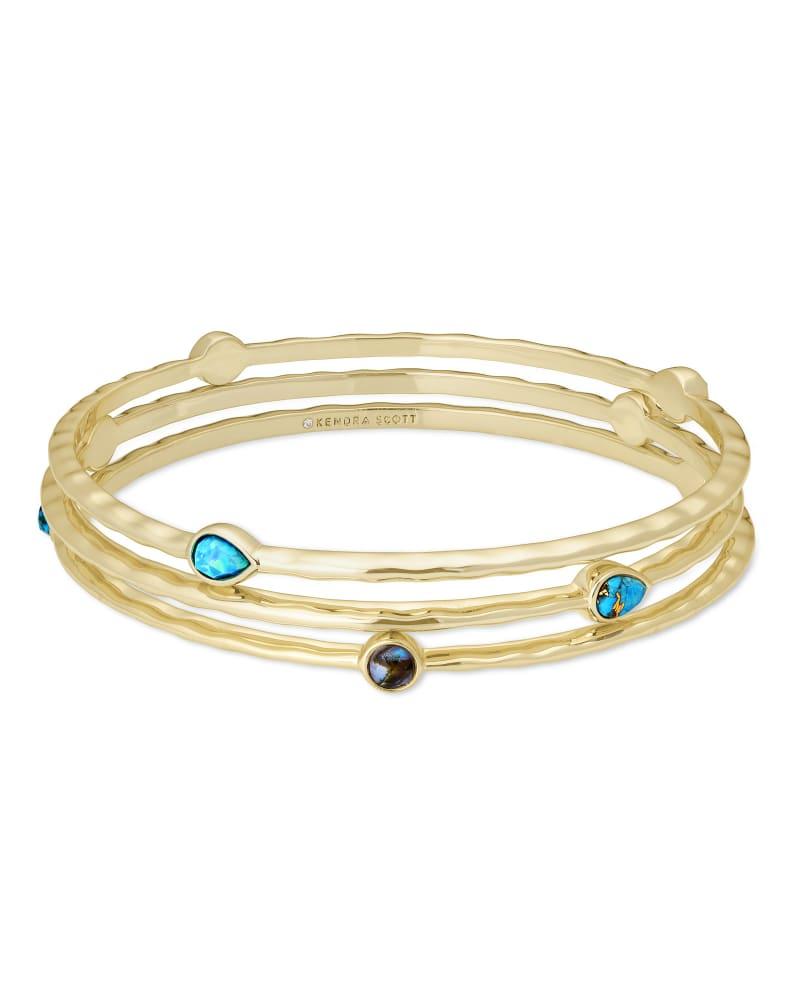 Nina Bangle Bracelet