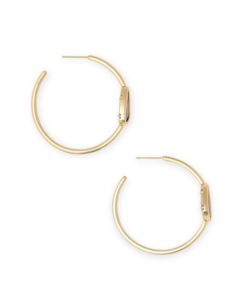 Margot Hoop Earrings