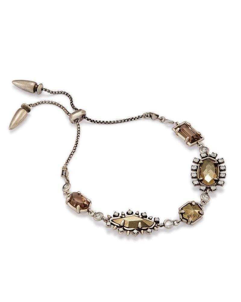 Alicia Adjustable Chain Bracelet
