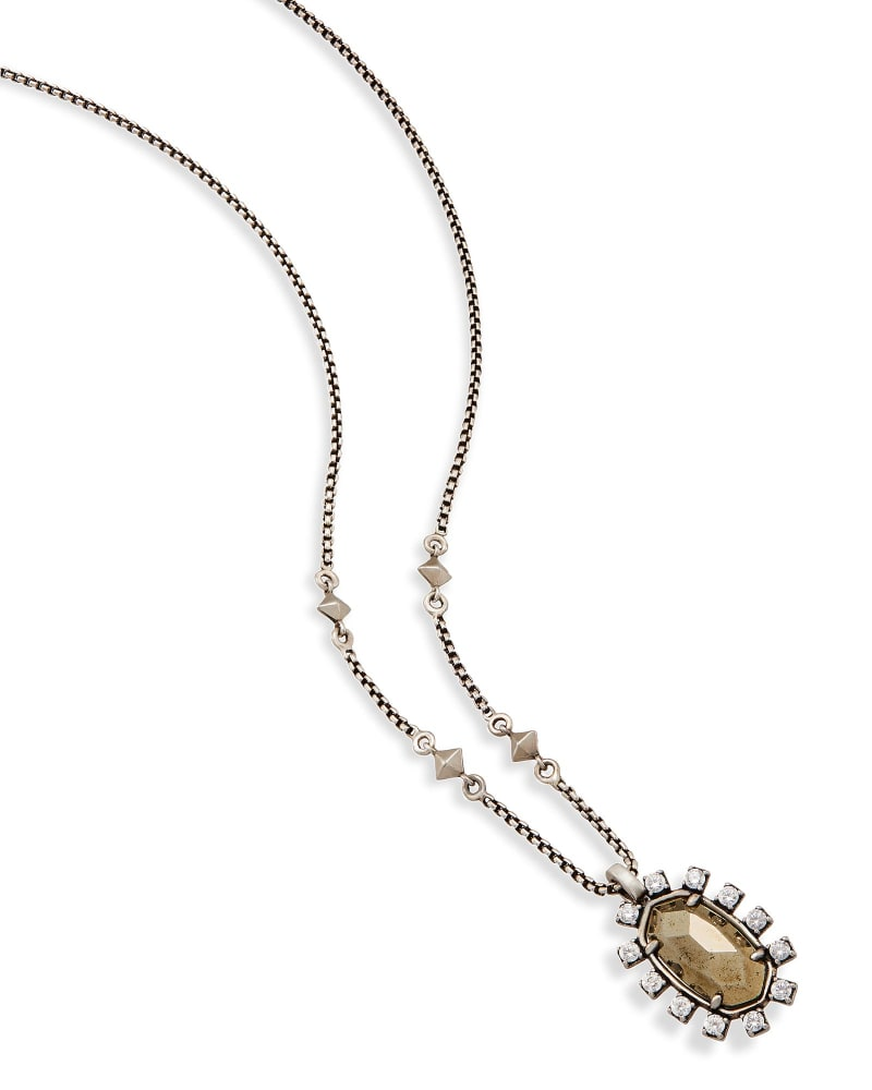 Brett Pendant Necklace