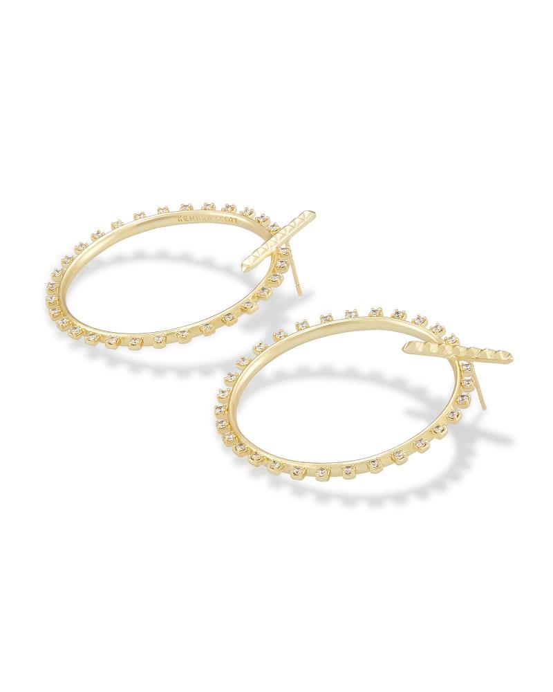 Charlie Grace Hoop Earrings
