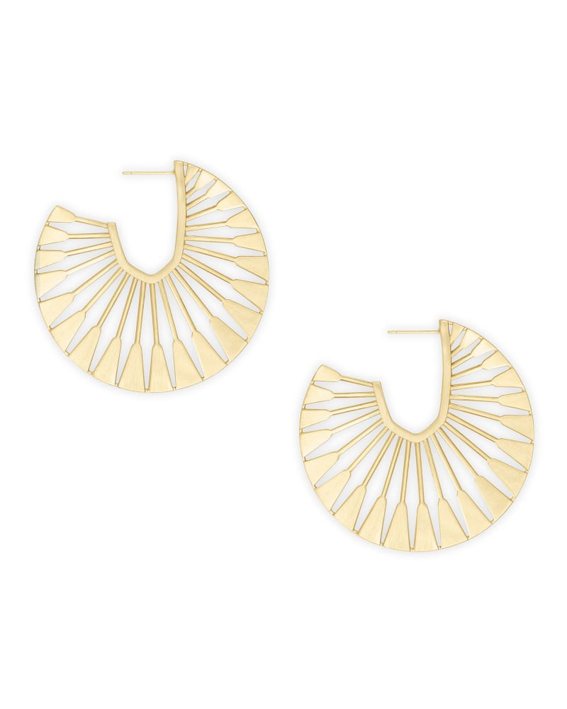 Deanne Hoop Earrings