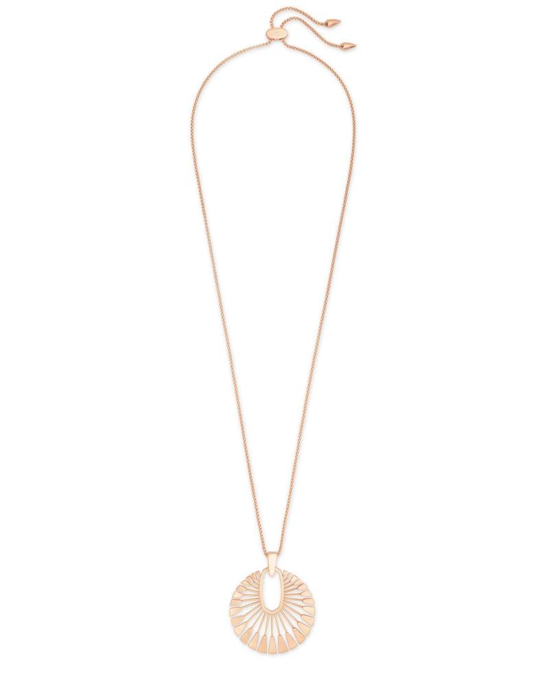 Deanne Long Pendant Necklace