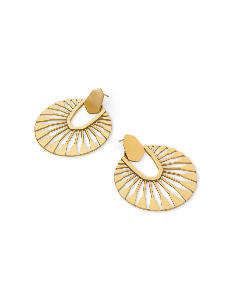 Didi Sunburst Earrings