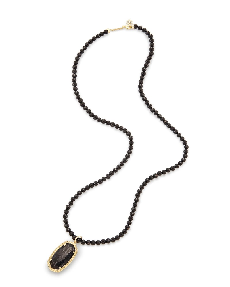 Marlowe Long Pendant Necklace