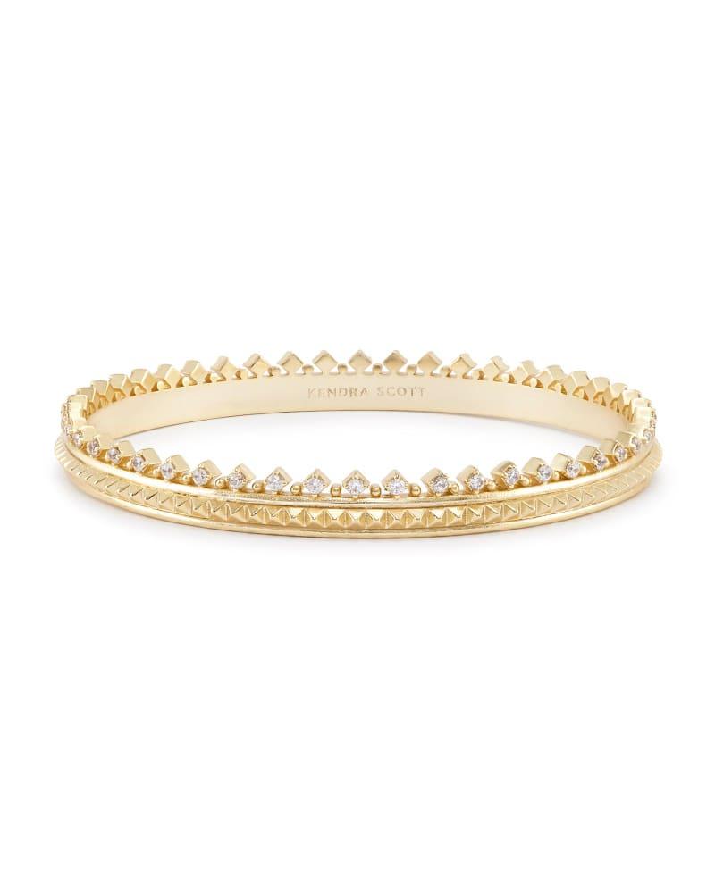 Mary Caroline Bangle Bracelet