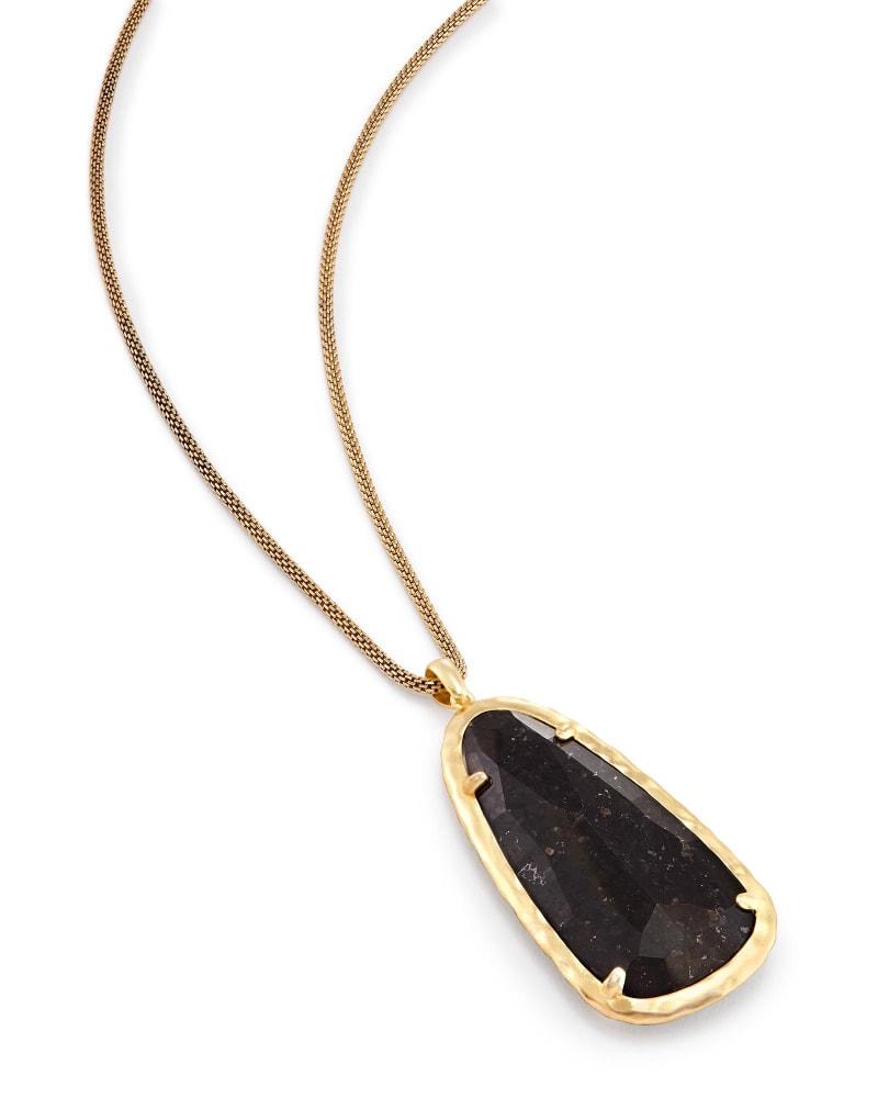 Saylor Long Pendant Necklace