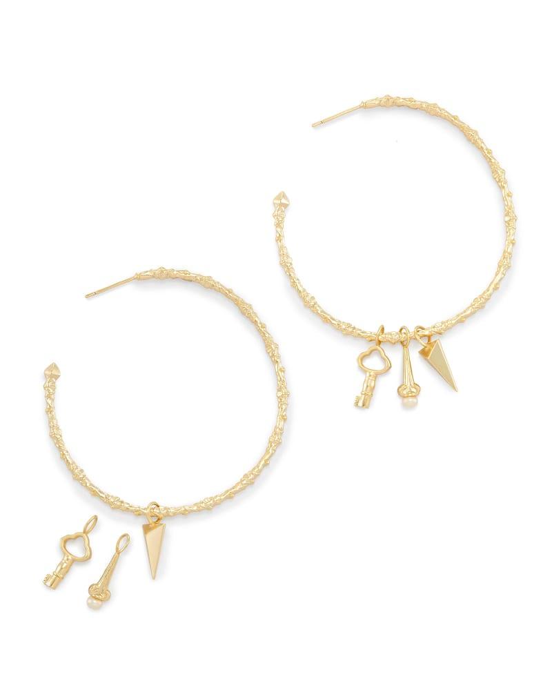 Shiloh Hoop Earrings