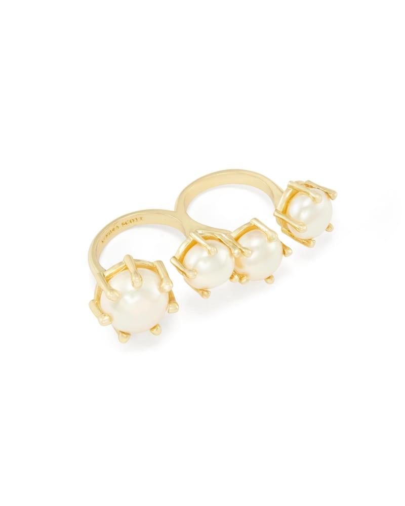 Harriet Double Ring