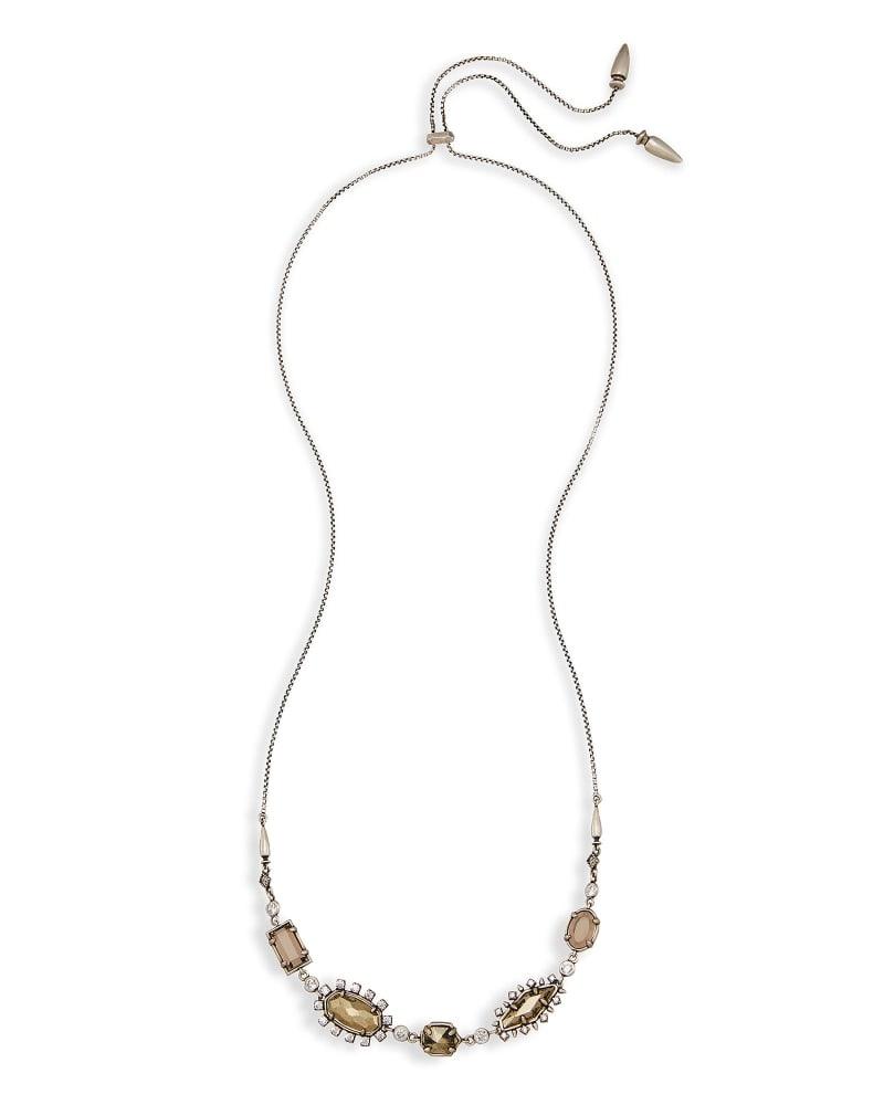 June Long Necklace