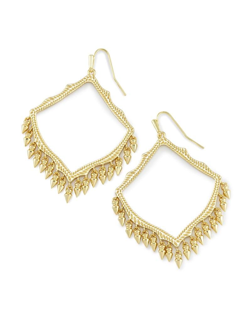 Lacy Drop Earrings