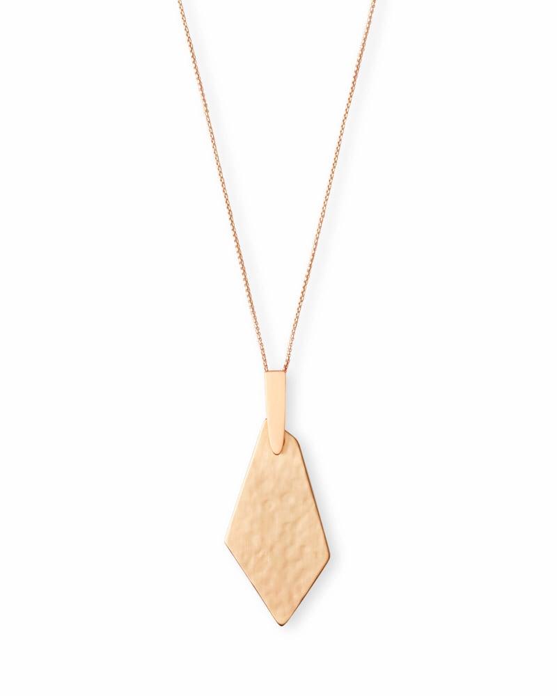 Brenton Long Pendant Necklace