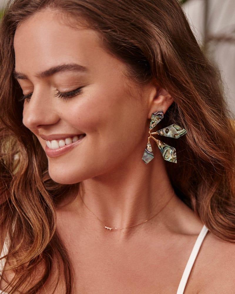 Malika Statement Earrings