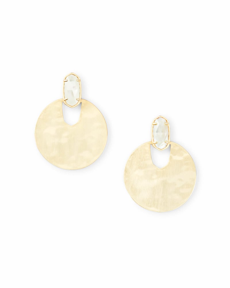 Deena Gold Earrings