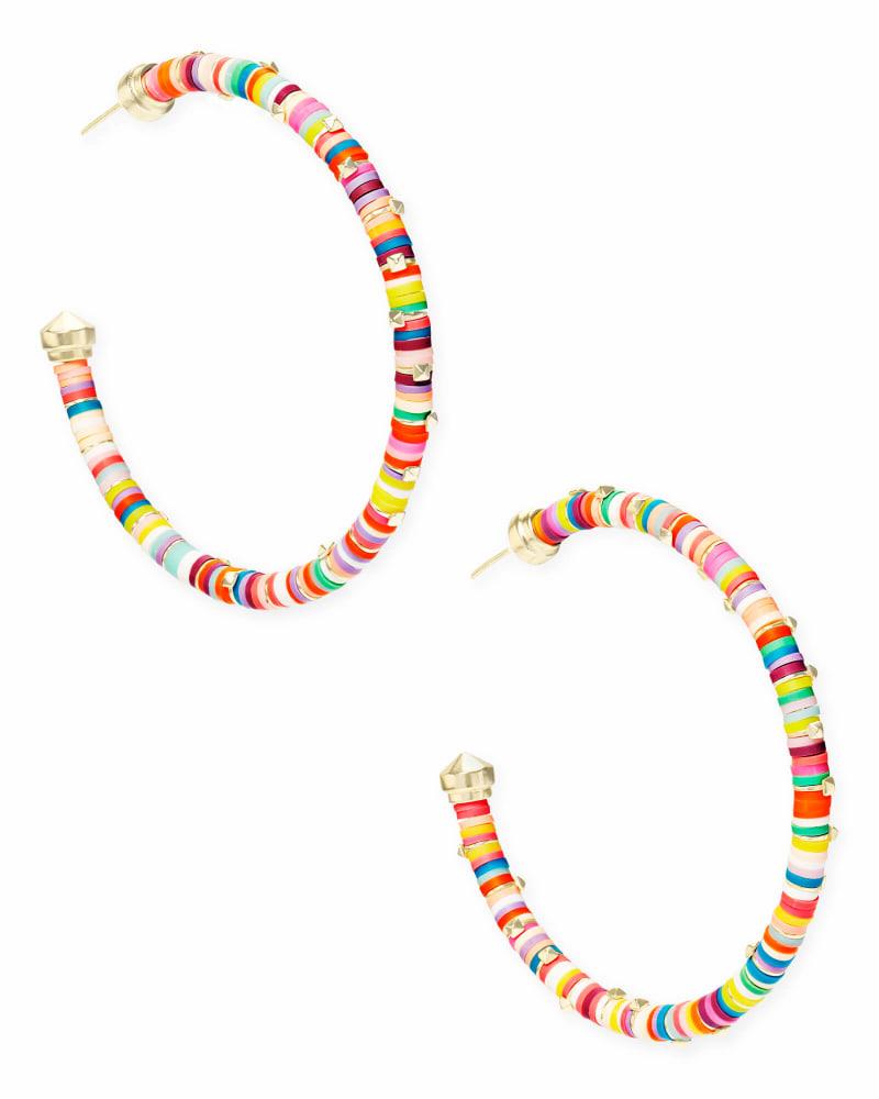 Reece Hoop Earrings