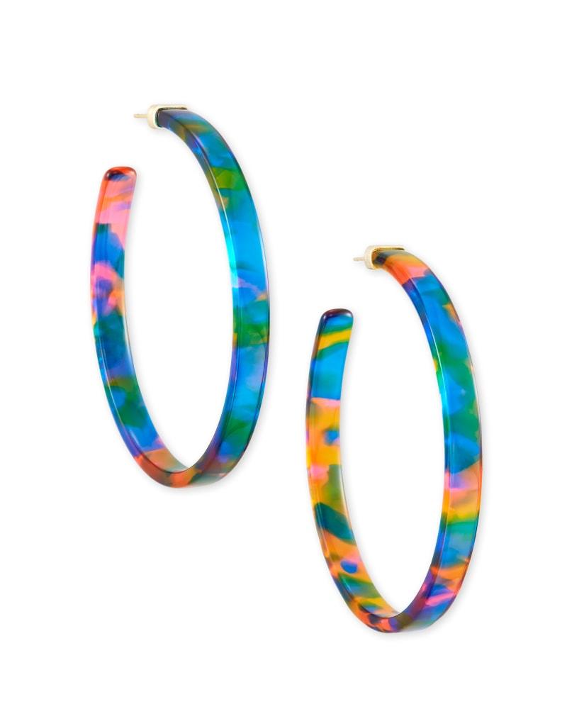Kash Hoop Earrings