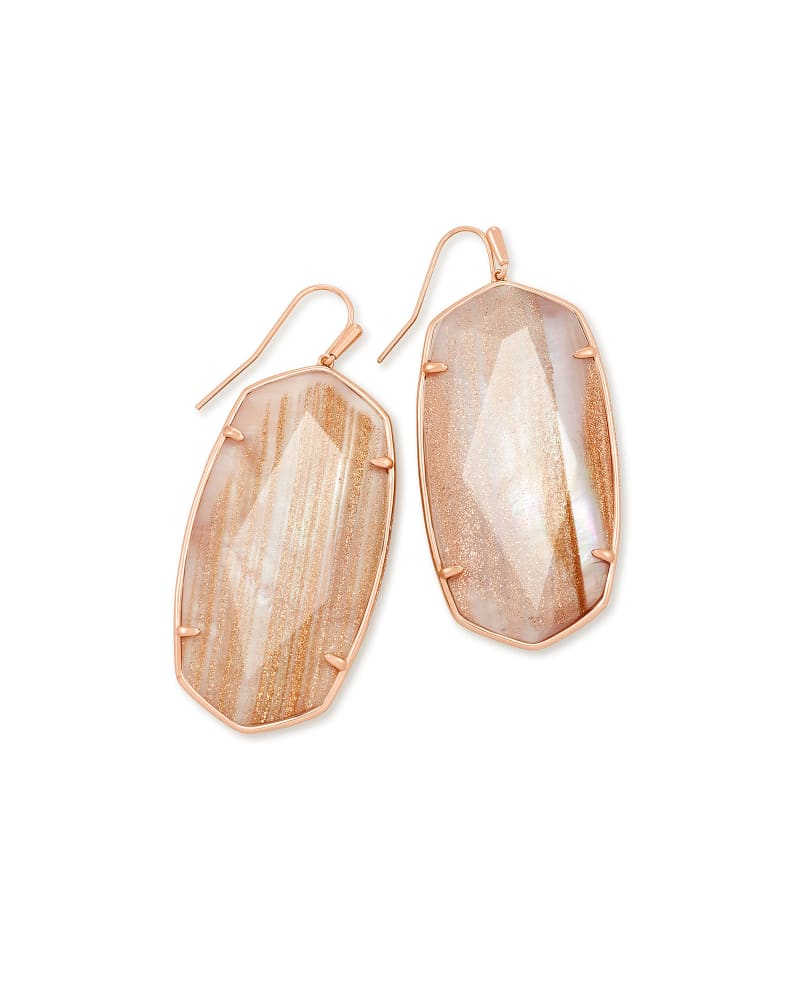 Danielle Faceted Earrings