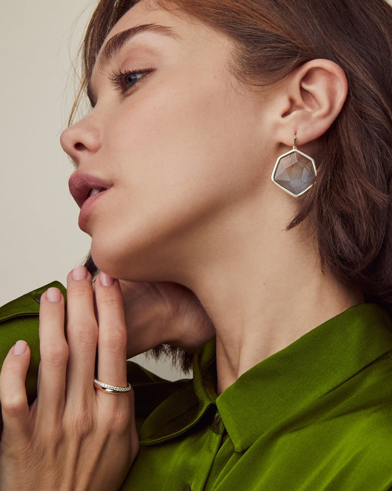 Vanessa Drop Earrings