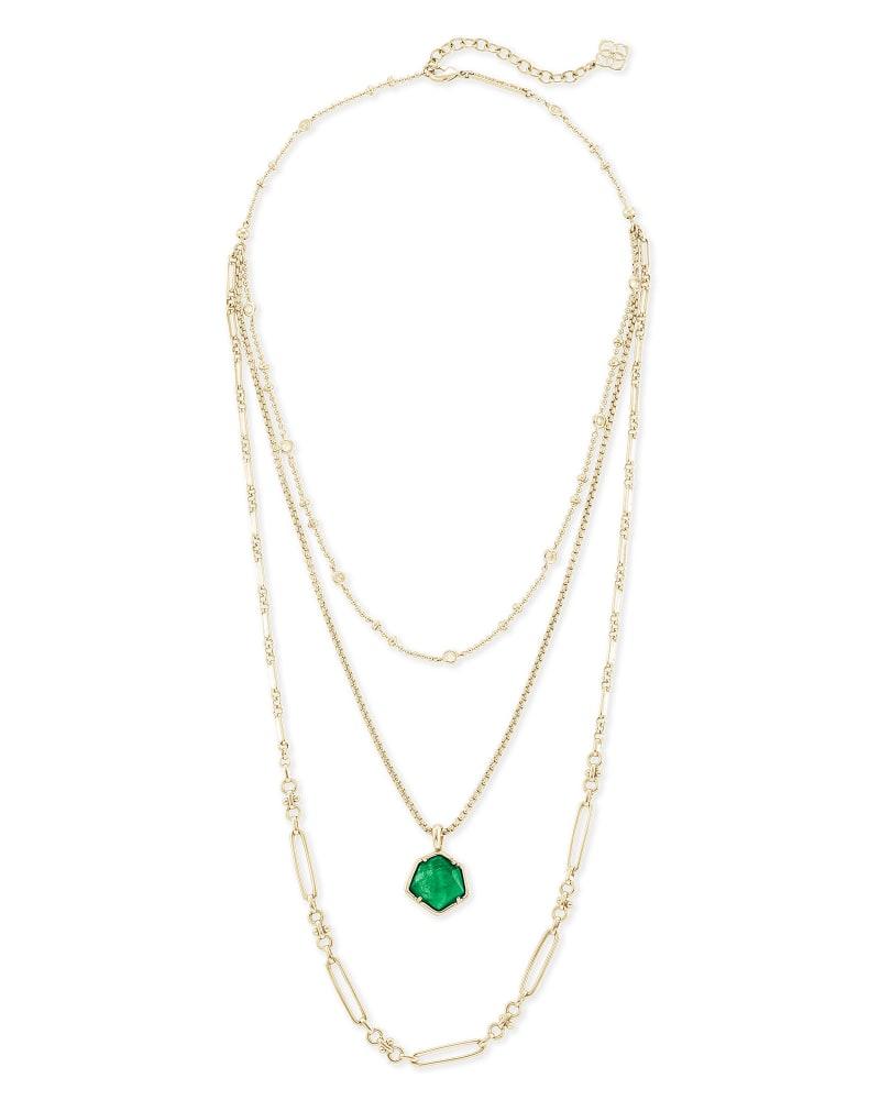 Vanessa Multistrand Necklace