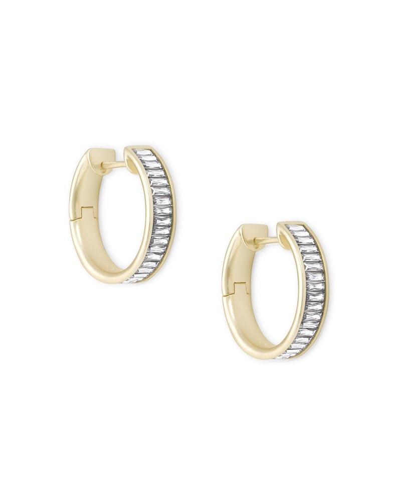 Jack Hoop Earrings