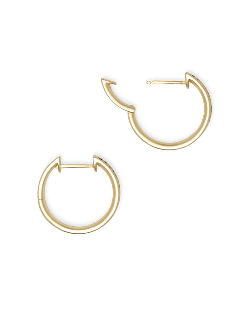 Jack Hoop Earrings