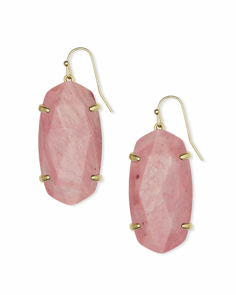 Esme Drop Earrings in Gold