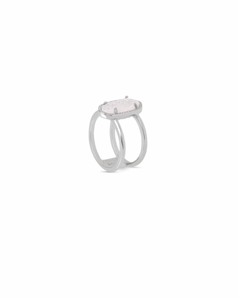 Elyse Ring in Silver