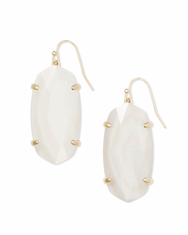 Esme Gold Drop Earrings