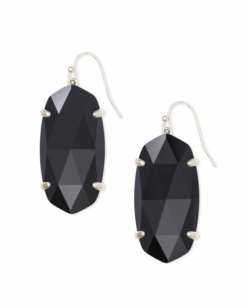 Esme Drop Earrings in Silver