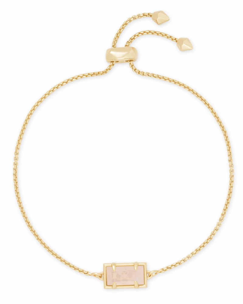 Phillipa Chain Bracelet in Gold