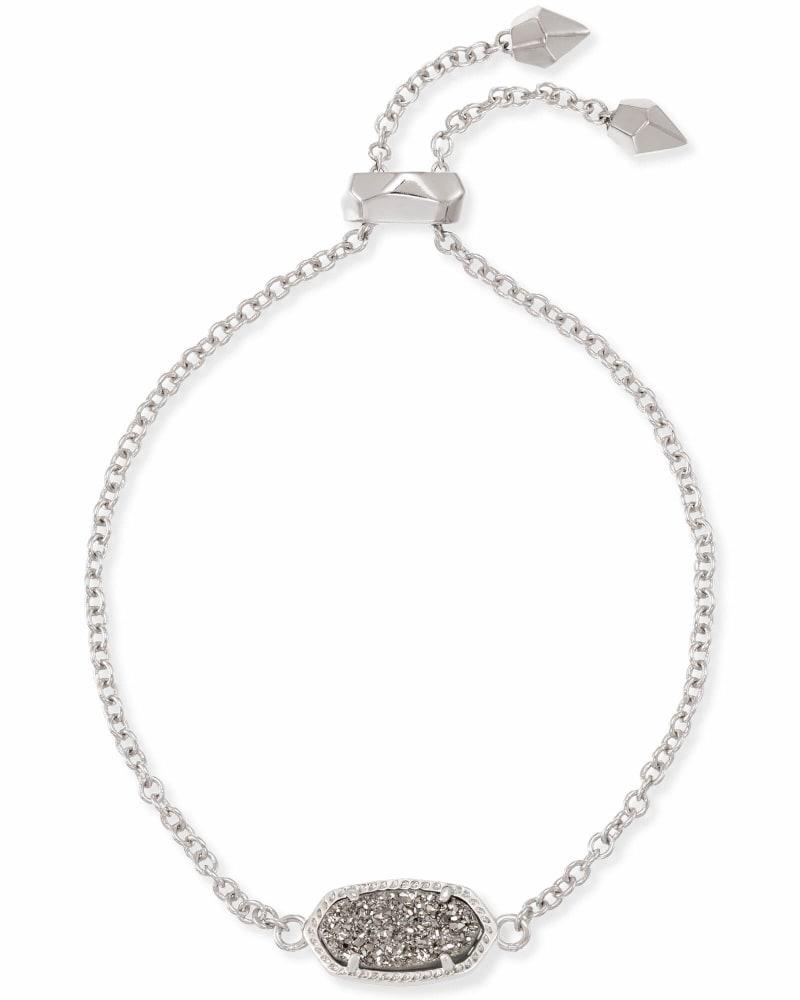 Elaina Silver Chain Bracelet