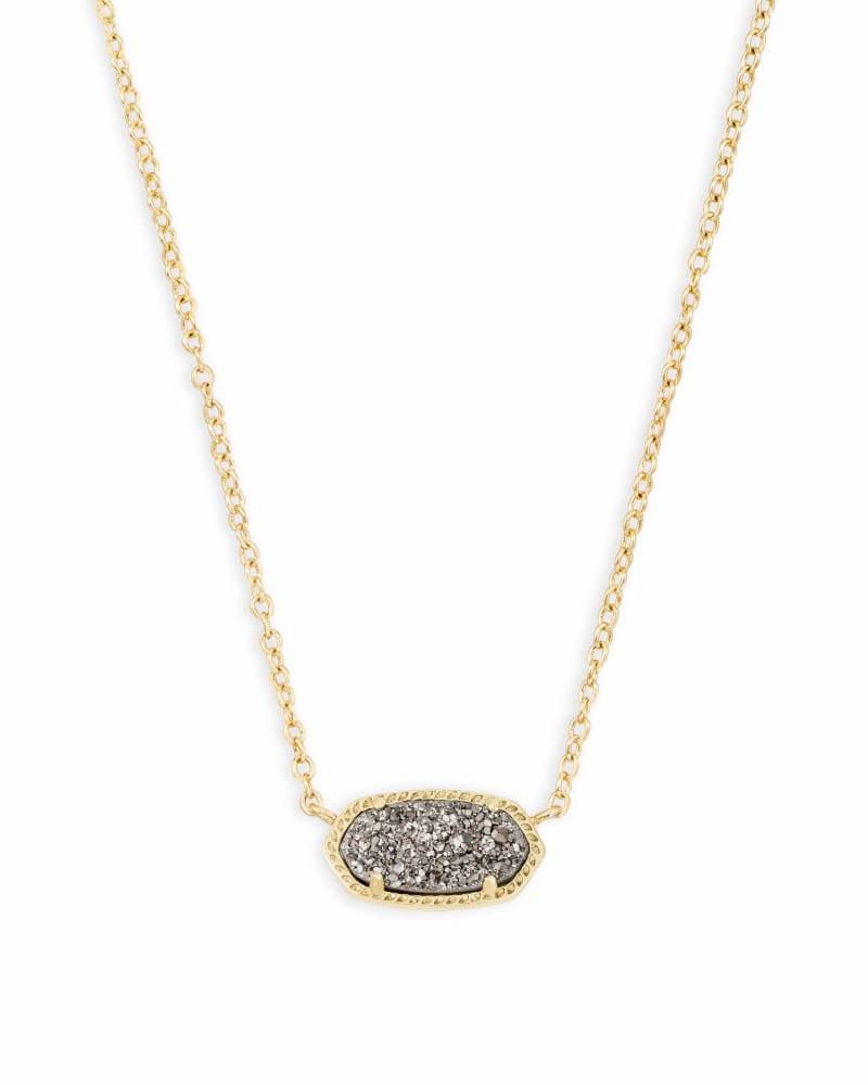 Elisa Pendant Necklace in Gold   Kendra Scott