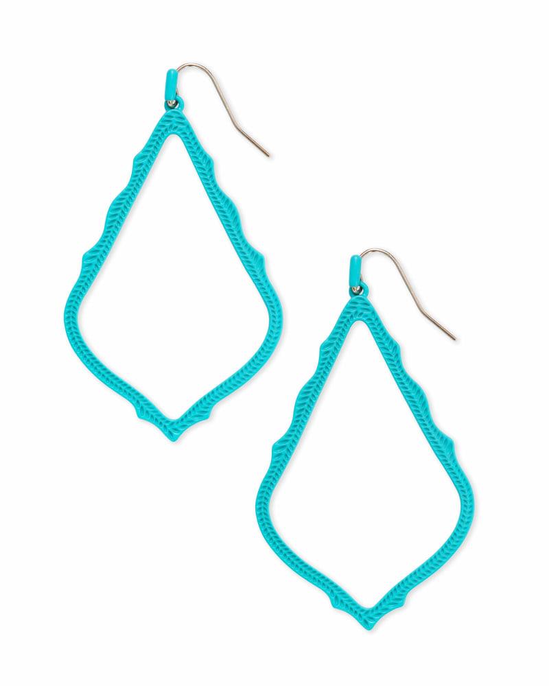 Sophee Matte Drop Earrings