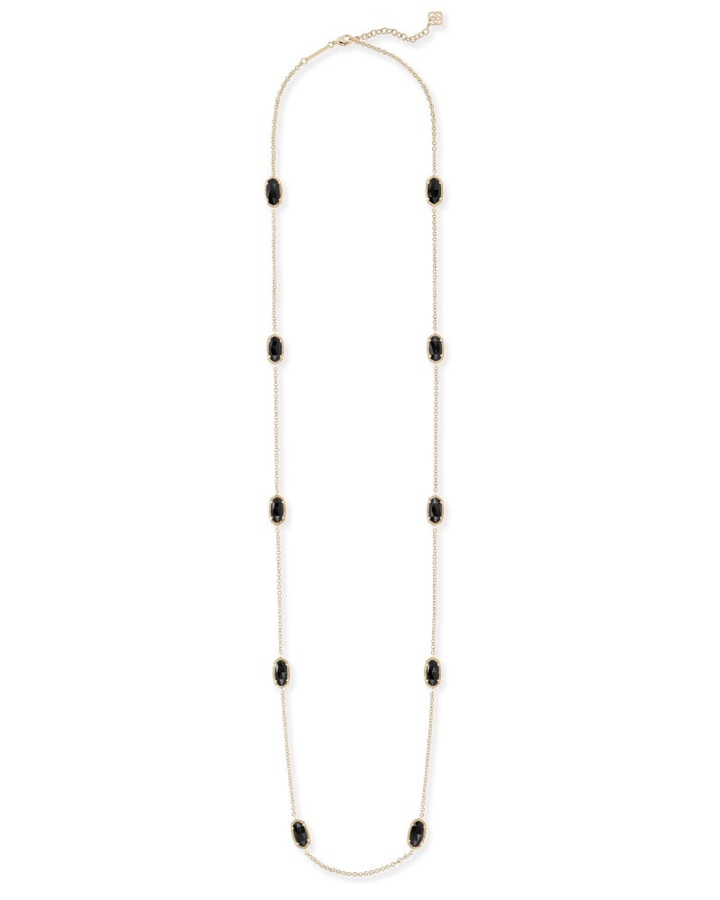 Kellie Long Necklace in Gold