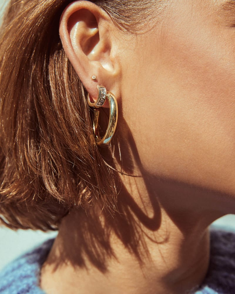 Colette Hoop Earrings