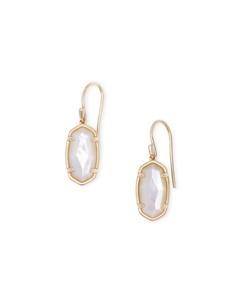 Lee 18k Gold Vermeil Drop Earrings