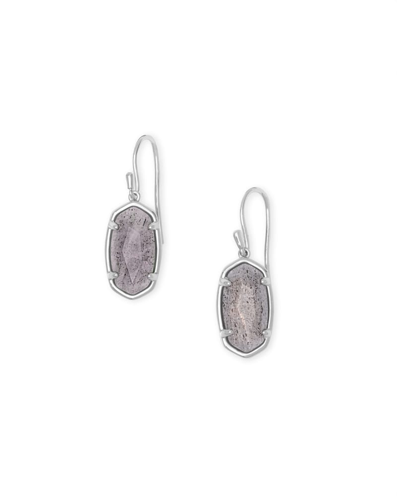 Lee Sterling Silver Drop Earrings
