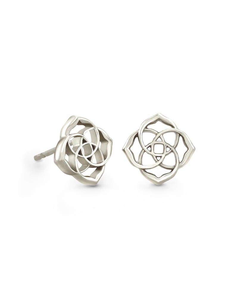 Dira Stud Earrings in Sterling Silver