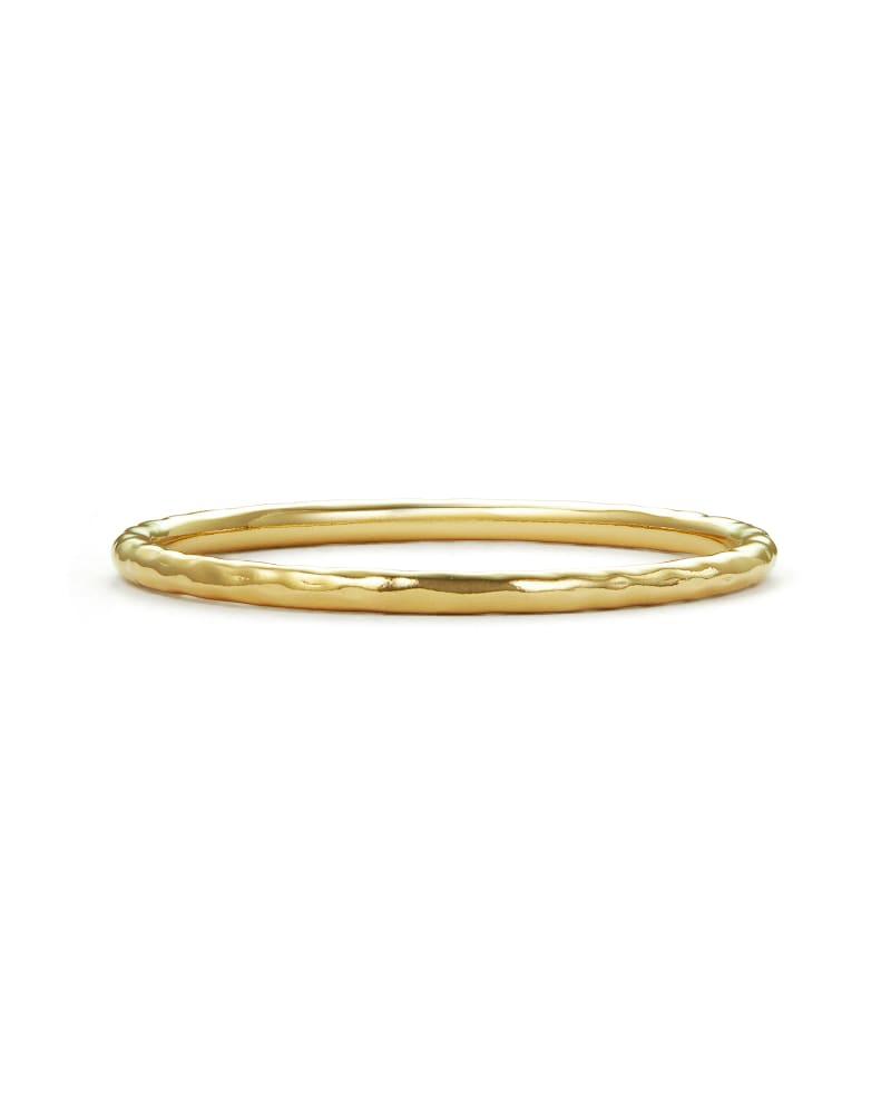 Larissa Band Ring in 18k Gold Vermeil