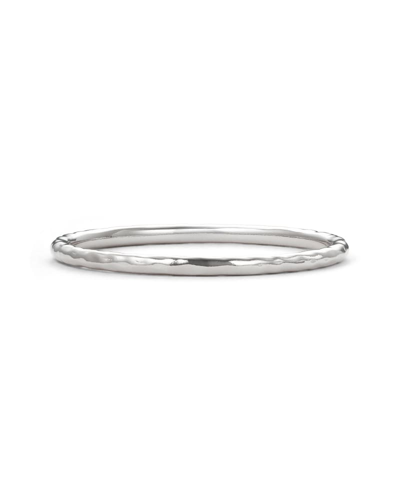 Larissa Band Ring in Sterling Silver
