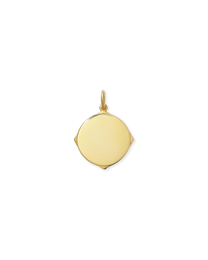 Matilda Charm in 18k Gold Vermeil