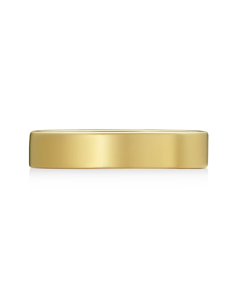 Rylee Band Ring in 18k Gold Vermeil