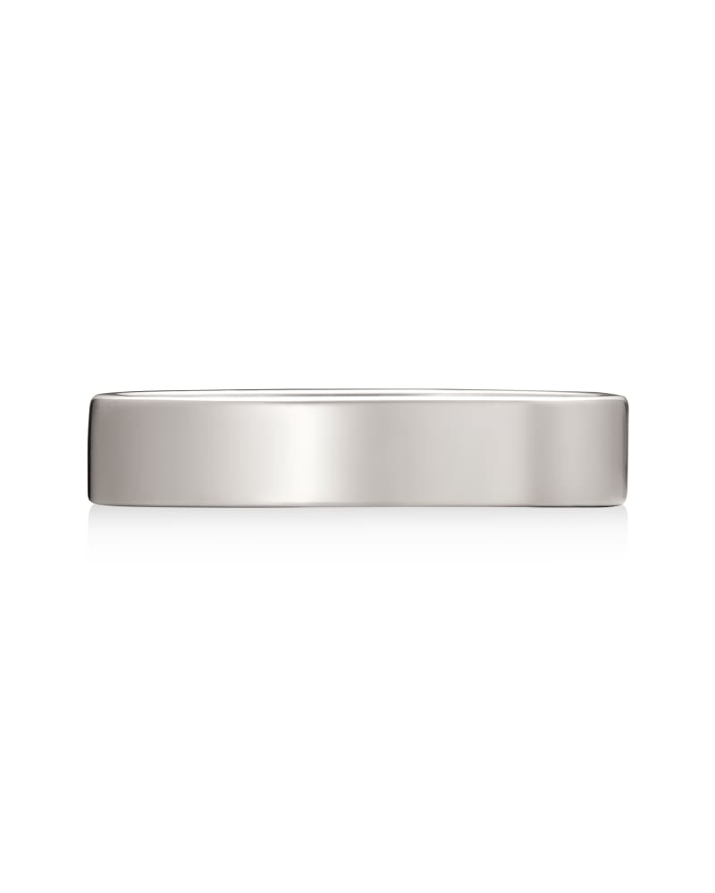 Rylee Band Ring in Sterling Silver